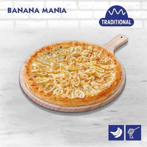 Banana Mania Pizza