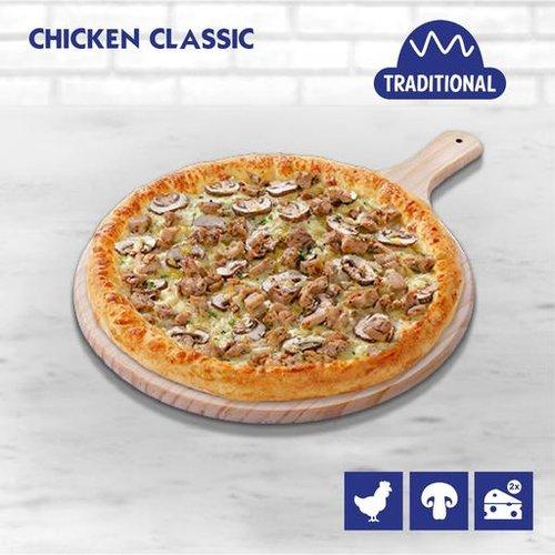 Chicken Classic Pizza