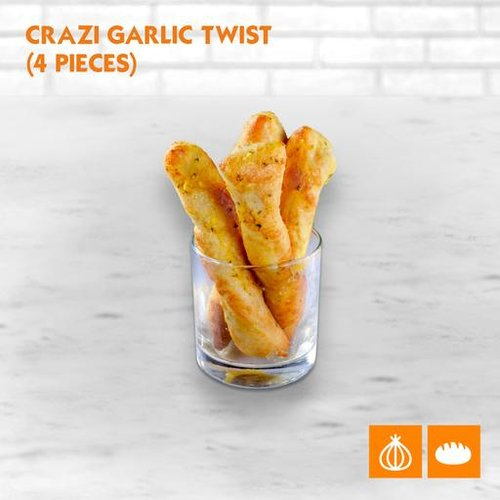 Crazi Garlic Twist