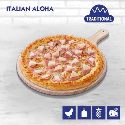 Italian Aloha Pizza