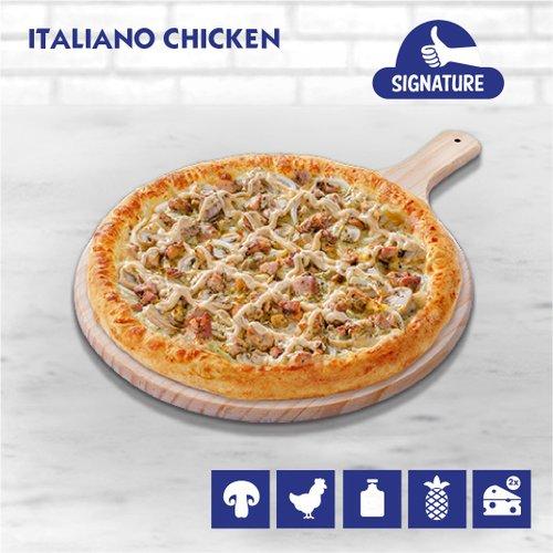 Italiano Chicken Pizza