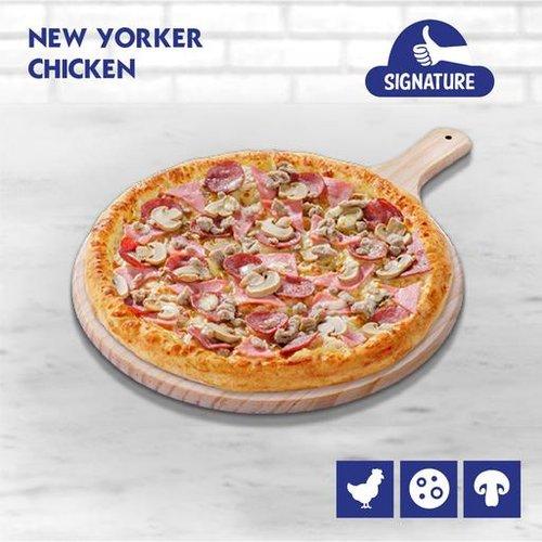 New Yorker Pizza (Chicken)