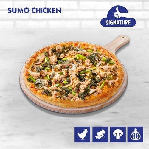 Sumo Chicken Pizza