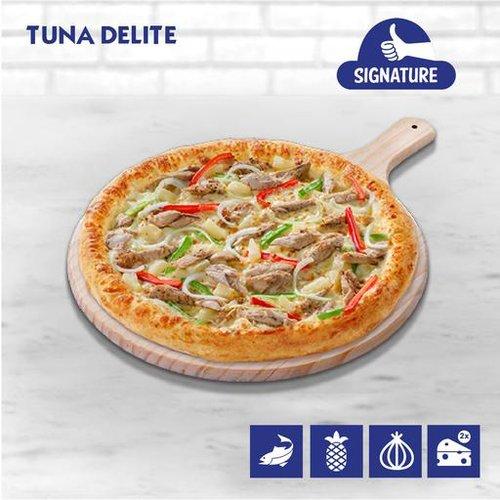 Tuna Delite Pizza