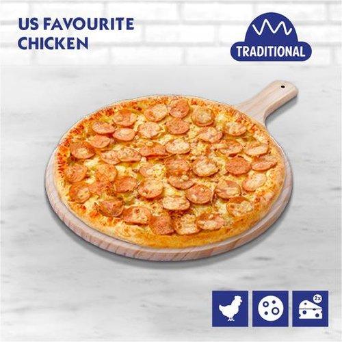US Favourite Pizza (Chicken)