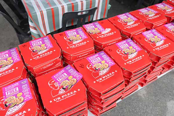 Us Pizza Malaysia CSR Masjid Jamek Telaga Air Ramadan Contributions 2019