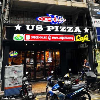 Us Pizza Malaysia Store Locations Pandan Indah